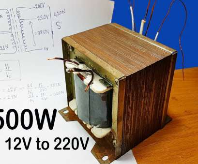 wire gauge calculator 220v How to calculating turns, voltage of transformers, inverter, to 220V 500W (part 1) Wire Gauge Calculator 220V Best How To Calculating Turns, Voltage Of Transformers, Inverter, To 220V 500W (Part 1) Pictures