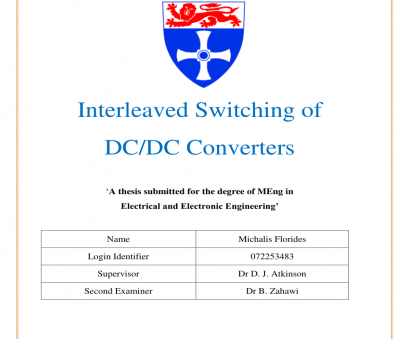 wire gauge calculator dc (PDF) Interleaved Switching of DC/DC Converters Wire Gauge Calculator Dc Simple (PDF) Interleaved Switching Of DC/DC Converters Ideas