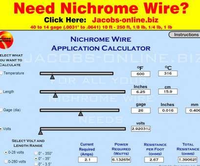 wire gauge calculator online Hot Wire Cutter Battery Power Supply: 3 Steps (with Pictures) Wire Gauge Calculator Online Nice Hot Wire Cutter Battery Power Supply: 3 Steps (With Pictures) Galleries