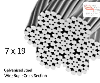 wire gauge cross section mm 12.0mm Galvanised Steel Wire Rope Wire Gauge Cross Section Mm Cleaver 12.0Mm Galvanised Steel Wire Rope Ideas