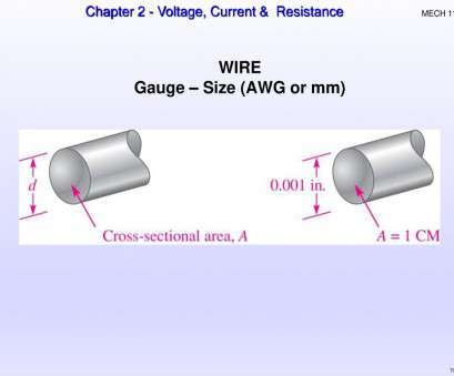 wire gauge cross section mm Topics Chapter 2, Voltage, Current, Resistance Atoms, ppt Wire Gauge Cross Section Mm Nice Topics Chapter 2, Voltage, Current, Resistance Atoms, Ppt Ideas