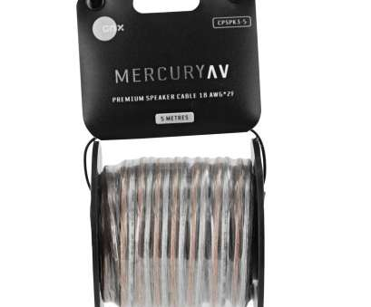 wire gauge for guitar amp speakers 5m Mercury AV 18AWG 18 Gauge, Speaker Cable CPSPK35, Selby Wire Gauge, Guitar, Speakers New 5M Mercury AV 18AWG 18 Gauge, Speaker Cable CPSPK35, Selby Images
