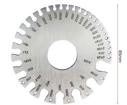 wire gauge in diameter Stainless Steel 1 36 Round Wire Gauge, SWG Wire Ruler Gauge Diameter Measurer Tool Precision Measuring Instrument-in Gauges from Tools on Aliexpress.com Wire Gauge In Diameter Cleaver Stainless Steel 1 36 Round Wire Gauge, SWG Wire Ruler Gauge Diameter Measurer Tool Precision Measuring Instrument-In Gauges From Tools On Aliexpress.Com Photos
