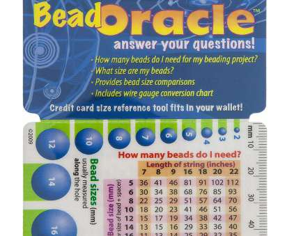 wire gauge and millimeters Bead Oracle Reference Card Bead, Wire Sizes, Ruler, Gauge Conversion Beadoracle: Amazon.co.uk: Kitchen & Home Wire Gauge, Millimeters Brilliant Bead Oracle Reference Card Bead, Wire Sizes, Ruler, Gauge Conversion Beadoracle: Amazon.Co.Uk: Kitchen & Home Photos