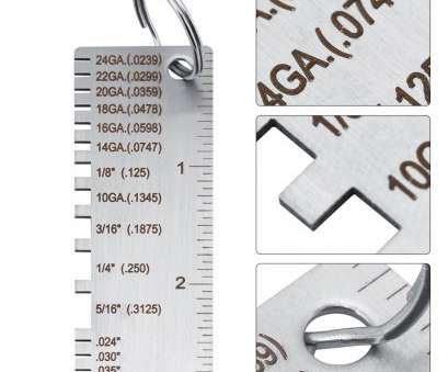 How To Measure Wire Gauge | 18 Popular Wire Gauge Thickness Galleries Tone Tastic