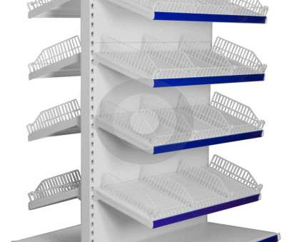 wire gondola shelving Shelving with Wire Risers & Dividers, Product Binning 8 Popular Wire Gondola Shelving Collections