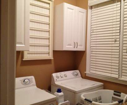 wire grid shelving units over the washer/dryer CasaLupoli: Laundry Room Update: Bye-Bye, Wire Mesh Shelves! Wire Grid Shelving Units Over, Washer/Dryer Perfect CasaLupoli: Laundry Room Update: Bye-Bye, Wire Mesh Shelves! Pictures