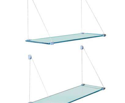 wire hanging glass shelves Shelf: Wire Suspended Glass Shelves, Of 15 Photos), Nobailout Wire Hanging Glass Shelves Professional Shelf: Wire Suspended Glass Shelves, Of 15 Photos), Nobailout Ideas