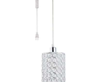 wire hook pendant light Globe Electric 15, 1-Light Chrome/Crystal Cylindrical Plug in Clear Cord Pendant with Shade Wire Hook Pendant Light Cleaver Globe Electric 15, 1-Light Chrome/Crystal Cylindrical Plug In Clear Cord Pendant With Shade Pictures