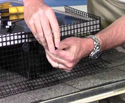wire mesh around solar panels How To Install Bird Barrier's Solar Panel Exclusion Kit Wire Mesh Around Solar Panels Nice How To Install Bird Barrier'S Solar Panel Exclusion Kit Collections