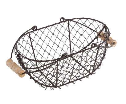 wire mesh basket uses 10