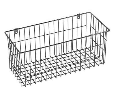 wire mesh basket uses LTL Home Products 13.5, x 4, More Inside Medium 4 Sided Wall Mount Wire Basket Wire Mesh Basket Uses Creative LTL Home Products 13.5, X 4, More Inside Medium 4 Sided Wall Mount Wire Basket Images