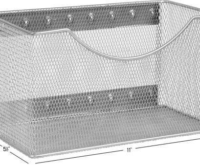 wire mesh basket uses Ybmhome Wire Mesh Magnetic Storage Basket, Trash Caddy, Container, Desk Tray, Office Supply Accessory Organizer Silver, Refrigerator/Microwave Oven Wire Mesh Basket Uses Perfect Ybmhome Wire Mesh Magnetic Storage Basket, Trash Caddy, Container, Desk Tray, Office Supply Accessory Organizer Silver, Refrigerator/Microwave Oven Galleries