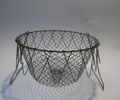 wire mesh egg basket Vintage Wire Mesh Basket Salad Shaker/Egg Basket Kitchenalia, Fully Collapsible 1 of 7FREE Shipping Wire Mesh, Basket Perfect Vintage Wire Mesh Basket Salad Shaker/Egg Basket Kitchenalia, Fully Collapsible 1 Of 7FREE Shipping Solutions