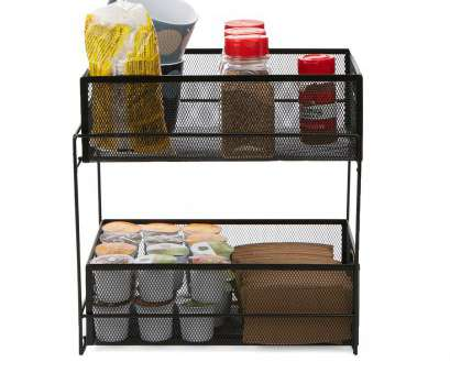 wire mesh baskets canada Mind Reader 2-Tier Metal Mesh Storage Baskets Organizer in Black Wire Mesh Baskets Canada New Mind Reader 2-Tier Metal Mesh Storage Baskets Organizer In Black Images