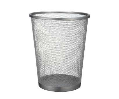 wire mesh baskets canada Shop Mesh Silver Metal Wastebasket at Lowes.com Wire Mesh Baskets Canada Nice Shop Mesh Silver Metal Wastebasket At Lowes.Com Collections