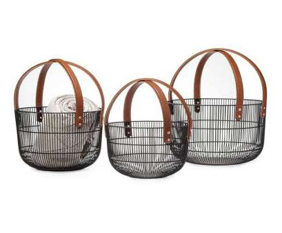 wire mesh baskets canada Torre & Tagus Leather-Handle Wire Baskets from Canada by Mountain Wire Mesh Baskets Canada Popular Torre & Tagus Leather-Handle Wire Baskets From Canada By Mountain Photos