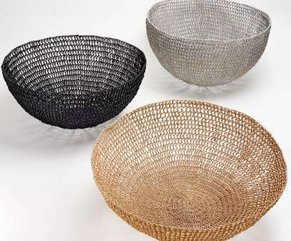 wire mesh baskets cape town Mesmerizing patterns emerge from organic materials to form these decorative bowls. Hand-crocheted from Wire Mesh Baskets Cape Town Professional Mesmerizing Patterns Emerge From Organic Materials To Form These Decorative Bowls. Hand-Crocheted From Galleries