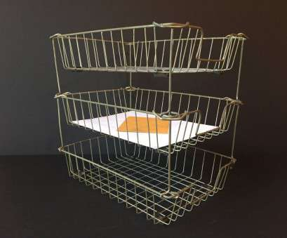 wire mesh baskets cape town Vintage Wire Baskets, Industrial Metal Letter Trays, Stacking Storage Baskets, File Baskets Wire Mesh Baskets Cape Town Brilliant Vintage Wire Baskets, Industrial Metal Letter Trays, Stacking Storage Baskets, File Baskets Images
