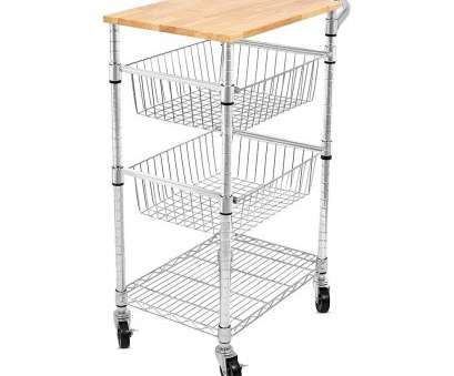 wire mesh baskets for cooking Shop Internet's Best 3-Tier Kitchen Cart with Wire Baskets, Kitchen Island Trolley with Locking Wheels, 2 Sliding Wire Baskets, Free Shipping Today Wire Mesh Baskets, Cooking Fantastic Shop Internet'S Best 3-Tier Kitchen Cart With Wire Baskets, Kitchen Island Trolley With Locking Wheels, 2 Sliding Wire Baskets, Free Shipping Today Collections