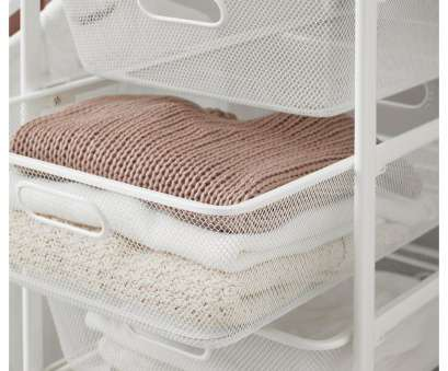 wire mesh baskets ikea ALGOT Mesh basket, white Wire Mesh Baskets Ikea New ALGOT Mesh Basket, White Pictures