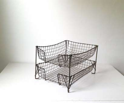 wire mesh baskets for office Antique Wire Office Basket ., Tiered Vintage Wire Basket . Storage . Organization. Vintage Assignment Basket . Antique Wire Mesh Basket by 3WrenStreet on Wire Mesh Baskets, Office Most Antique Wire Office Basket ., Tiered Vintage Wire Basket . Storage . Organization. Vintage Assignment Basket . Antique Wire Mesh Basket By 3WrenStreet On Collections