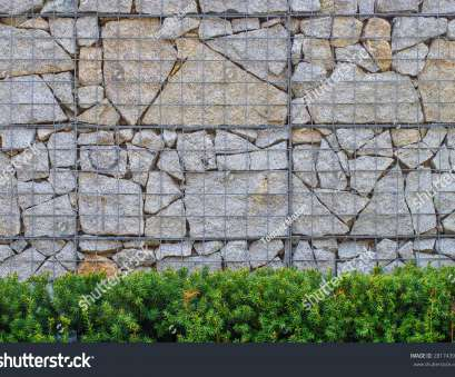 wire mesh baskets retaining walls Gabion retaining wall, grey stones in rectangular gabion baskets kept by retaining wall wire mesh Wire Mesh Baskets Retaining Walls Perfect Gabion Retaining Wall, Grey Stones In Rectangular Gabion Baskets Kept By Retaining Wall Wire Mesh Images
