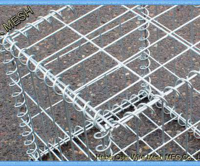 wire mesh baskets retaining walls Hot Galvanized Welded Gabion Baskets Retaining Wall Spirals / Helicals Connected Wire Mesh Baskets Retaining Walls Simple Hot Galvanized Welded Gabion Baskets Retaining Wall Spirals / Helicals Connected Photos