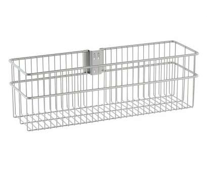 wire mesh baskets small Elfa Utility Platinum Wire Baskets,, Container Store Wire Mesh Baskets Small Practical Elfa Utility Platinum Wire Baskets,, Container Store Photos