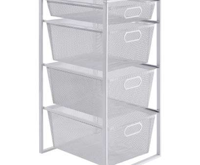 Wire Mesh Baskets Walmart Cleaver Mainstays 30 4 Drawer Organizer White Metal Wire Mesh Walmart, Rh Walmart, Walmart Mesh Laundry, Walmart Wire Mesh Desk Accessories Pictures