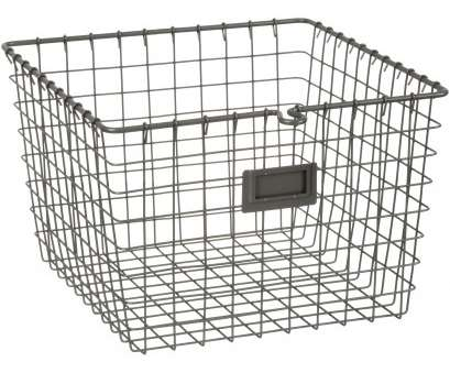 Wire Mesh Baskets Walmart Nice Spectrum Medium Storage Basket Photos