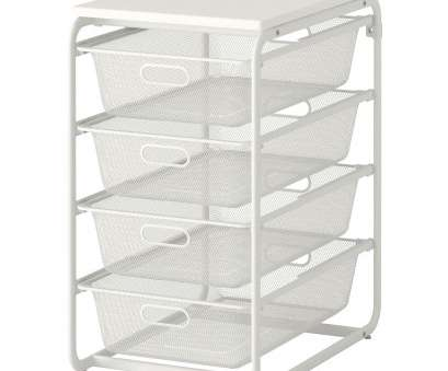 wire mesh baskets with lid ALGOT Frame with 4 mesh baskets/top shelf, white Wire Mesh Baskets With Lid Simple ALGOT Frame With 4 Mesh Baskets/Top Shelf, White Photos