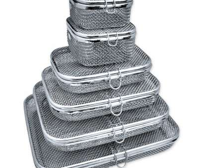 wire mesh baskets with lid Mesh baskets with lid, made of stainless steel, mesh size:, 3, 150 x, x 20 mm Wire Mesh Baskets With Lid Fantastic Mesh Baskets With Lid, Made Of Stainless Steel, Mesh Size:, 3, 150 X, X 20 Mm Collections