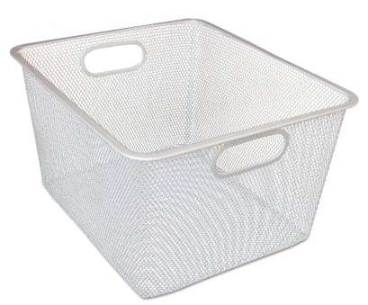 wire mesh baskets with lid Wire Mesh Nesting Shelving Baskets, 12 x 14, 3/4, Silver, 2/Set Wire Mesh Baskets With Lid Best Wire Mesh Nesting Shelving Baskets, 12 X 14, 3/4, Silver, 2/Set Images