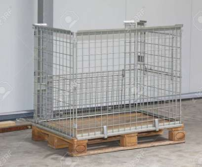 wire mesh box Stock Photo, Wire Mesh Pallet, in Warehouse Wire Mesh Box Brilliant Stock Photo, Wire Mesh Pallet, In Warehouse Collections