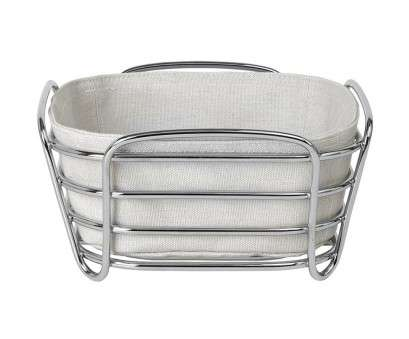 wire mesh bread baskets Blomus Delara Bread Basket Wire Mesh Bread Baskets Practical Blomus Delara Bread Basket Solutions