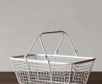 wire mesh bread baskets Lostine wire bread basket white Wire Mesh Bread Baskets Professional Lostine Wire Bread Basket White Ideas