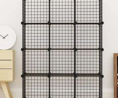 wire mesh for cabinets Amazon.com: KOUSI Storage Cubes Wire Grid Modular Metal Cubbies Organizer Bookcases, Book Shelves Origami Shelving Unit, Black, 12 Cubes: Home & Kitchen Wire Mesh, Cabinets Perfect Amazon.Com: KOUSI Storage Cubes Wire Grid Modular Metal Cubbies Organizer Bookcases, Book Shelves Origami Shelving Unit, Black, 12 Cubes: Home & Kitchen Pictures
