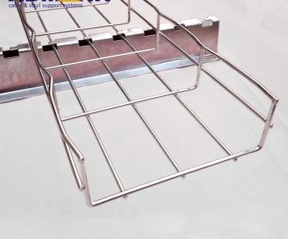 wire mesh cable tray 100mm Electrical Galvanized Flexible Wire Basket Wire Mesh Cable Tray New 100Mm Electrical Galvanized Flexible Wire Basket Pictures
