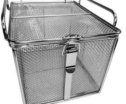 wire mesh cleaning baskets ULTRASONIC DECONTAMINATION MESH BASKETS, Multimesh Wire Mesh Cleaning Baskets Top ULTRASONIC DECONTAMINATION MESH BASKETS, Multimesh Images