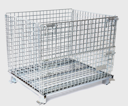 wire mesh container W-5-324034 Medium Wire Mesh Container 17 Practical Wire Mesh Container Solutions