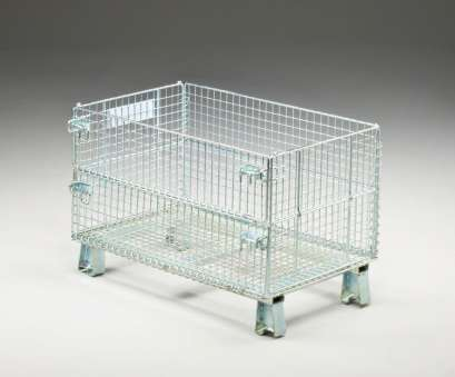 wire mesh container Wire Mesh Containers, Folding, Stackable,, Collapsible Bulk Wire Mesh Container Top Wire Mesh Containers, Folding, Stackable,, Collapsible Bulk Photos