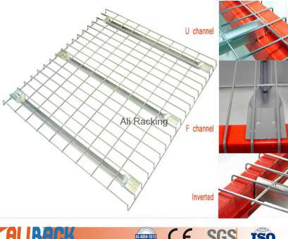 wire mesh decking Ali Racking wire mesh decking shelving mesh deck, pallet racking zinc plated 1 Wire Mesh Decking Practical Ali Racking Wire Mesh Decking Shelving Mesh Deck, Pallet Racking Zinc Plated 1 Pictures