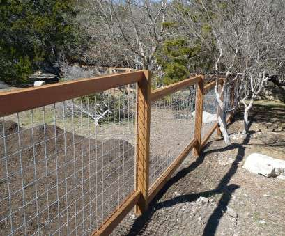 16 Simple Wire Mesh Fence Diy Solutions