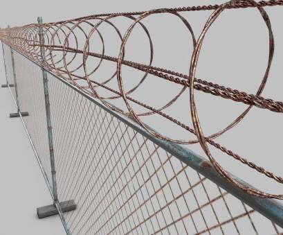 wire mesh fence revit barbed-wire-fence 3d model, mtl, fbx, dxf 1 Wire Mesh Fence Revit New Barbed-Wire-Fence 3D Model, Mtl, Fbx, Dxf 1 Pictures