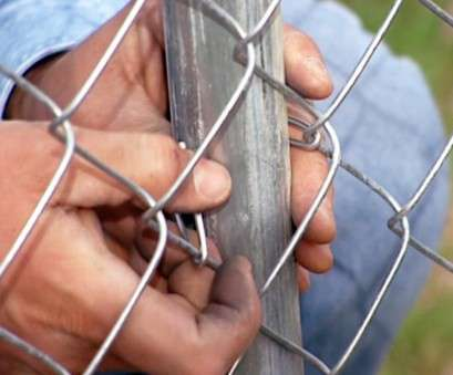 wire mesh fence how to install How to Construct a Chain Link Fence, how-tos, DIY Wire Mesh Fence, To Install Simple How To Construct A Chain Link Fence, How-Tos, DIY Images