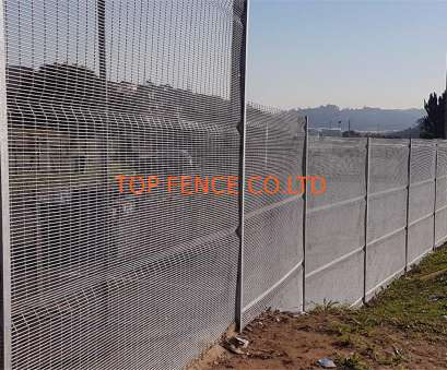 Wire Mesh Fence With Stones Most 358 High Security Mesh Panel Fencing High Quality High Security Wire Mesh Fence, Boundary Wall Images