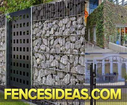 Wire Mesh Fence With Stones Creative How To Install A Chain Link Fence, Chain Link Fence Slats, Lowes Fencing Solutions