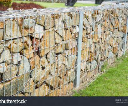wire mesh fence with stones Stones Metal Wire Cage Steel Mesh Stock Photo (Edit Now) 464486183 Wire Mesh Fence With Stones Practical Stones Metal Wire Cage Steel Mesh Stock Photo (Edit Now) 464486183 Photos