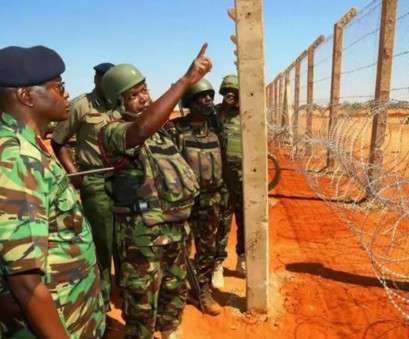 wire mesh fencing kenya [PHOTOS] Kenya-Somalia boarder 'wall' turns, to be barbed wire fence Wire Mesh Fencing Kenya Most [PHOTOS] Kenya-Somalia Boarder 'Wall' Turns, To Be Barbed Wire Fence Collections